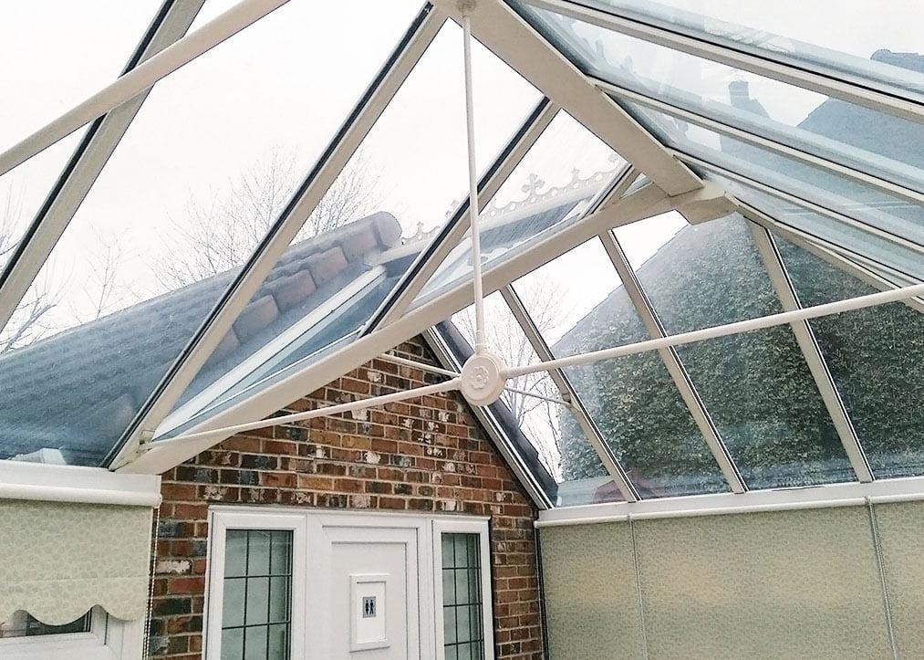 The one simple way to make any conservatory usable
