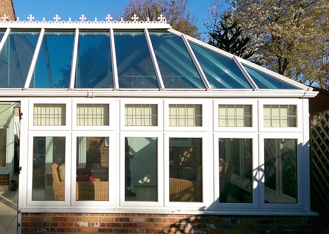 Conservatories are too hot in the summer, too cold in the winter – and here's why