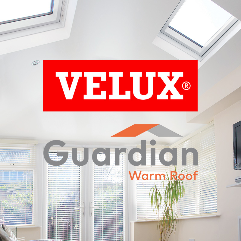 velux and guardian warm roof partnership